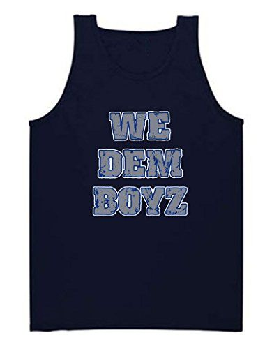 "Dez Bryant Dallas Cowboys ""We Dem Boyz"" TANK TOP -  New Nfl Sports Gear (Dez Bryant Dallas Cowboys ""We Dem Boyz"" TANK TOP) has been published on NFLShop4U. Visit our NFL clothing store to buy online - http://nflshop4u.com/shop/dez-bryant-dallas-cowboys-we-dem-boyz-tank-top/"