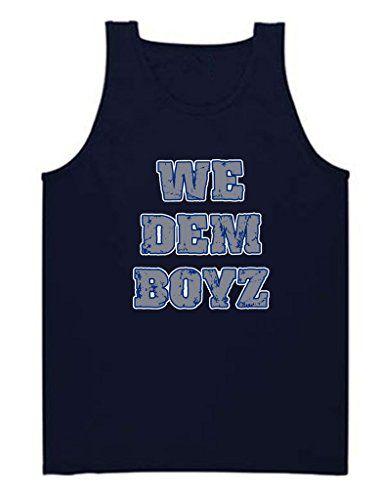 "Dez Bryant Dallas Cowboys ""We Dem Boyz"" TANK TOP -  New Nfl Sports Gear (Dez Bryant Dallas Cowboys ""We Dem Boyz"" TANK TOP) has been published on NFLShop4U. Visit our NFL clothing store to buy online - http://nflshop4u.com/shop/dez-bryant-dallas-cowboys-we-dem-boyz-tank-top/"