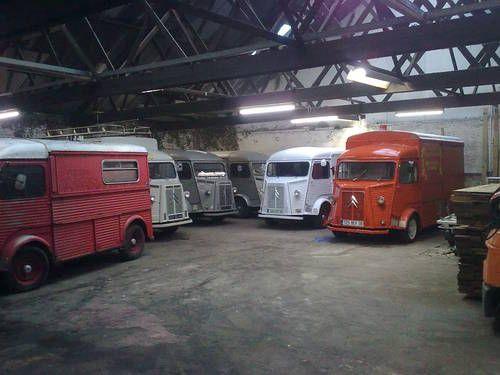 Citroen HY Vans
