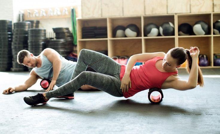 """""""Keep fit next year but make time for recovery"""": van alcanzandos las tendencias de los ejercicios intensos y no debemos olvidarnos de equilibrar nuestros entrenamientos con ejercicios de flexibilidad y estiramiento. Rodillo de espuma está perfecto!!!"""