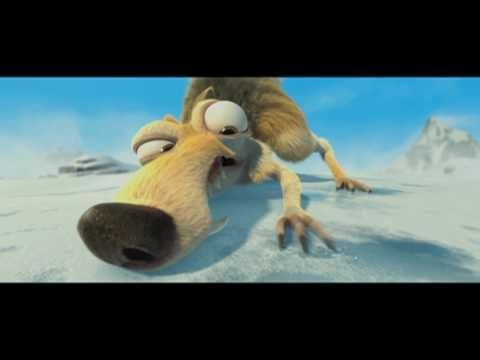 Ice Age 4 – Scrat's Continental Crack Up