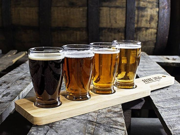 """The Lake Tahoe Groom's Wish List  - For the sake of your groom, don't schedule the wedding during NCAA March Madness, the MLB World Series, the Super Bowl, or any NFL playoff weekend.  - A must-have for any brewpub lover, a """"Beer Flight Sampler"""" is a great way to add high quality fun to any wedding bar.  - When looking for wedding day transportation, a muscle car, Hummer limo, or high-performance sports cars are at the top of a groom's wish list.  FiftyFifty Brewing Company is brewing…"""