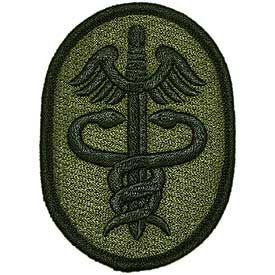 army medic patch