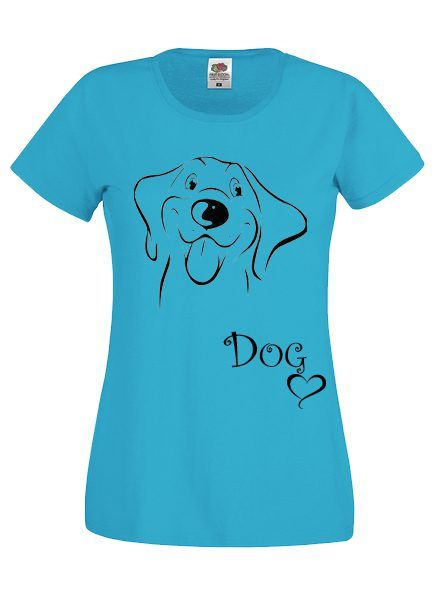 azur női dog