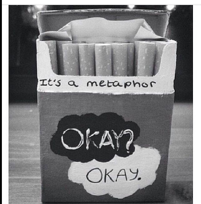 Its a methaphor