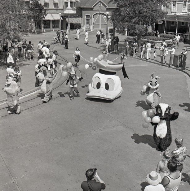 1976 WDW Mickey Mouse Club Parade