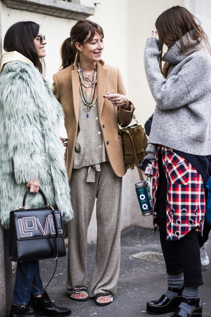 Chiara Totire, Aurora Sansone and Carlotta Oddi ... a whole lot of cool