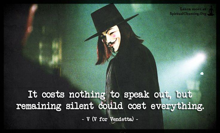 25+ best V for vendetta quotes on Pinterest | Vendetta ...