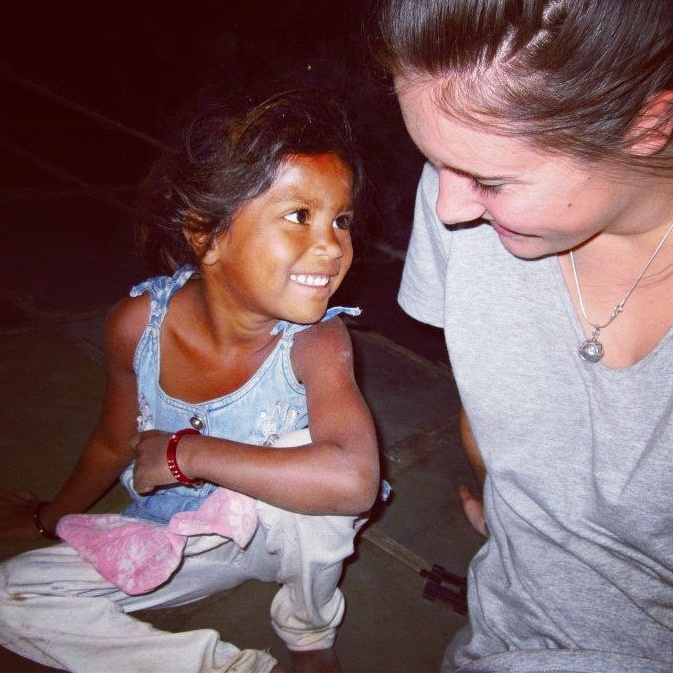 Rajasthan, India. Volunteering on a gap year with Antipodeans Abroad