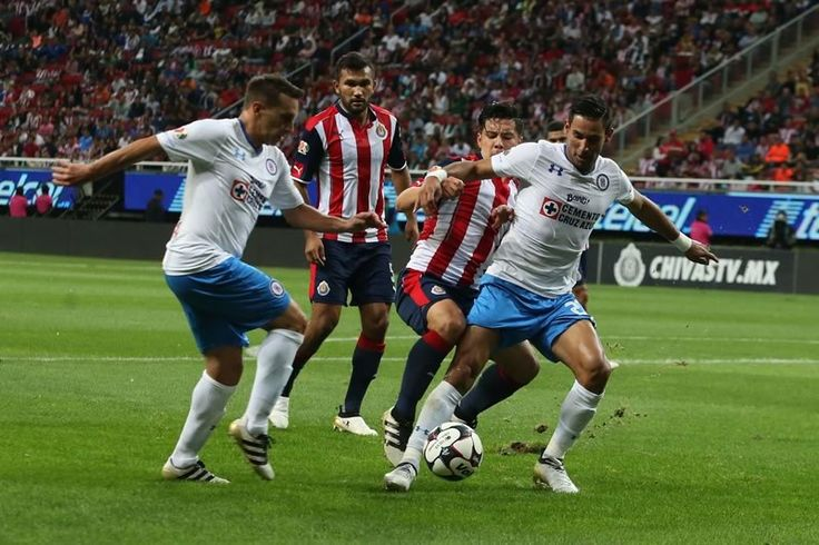 Horario Chivas vs Cruz Azul y en qué canal; Jornada 15 C2017 - https://webadictos.com/2017/04/21/horario-chivas-vs-cruz-azul-j15-c2017/?utm_source=PN&utm_medium=Pinterest&utm_campaign=PN%2Bposts