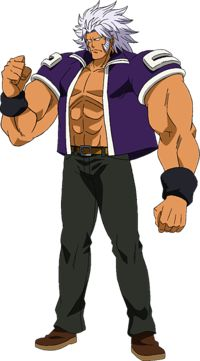 Image result for elfman fairy tail