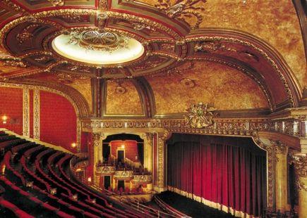 The Elgin and Winter Garden Theatre Centre in Toronto