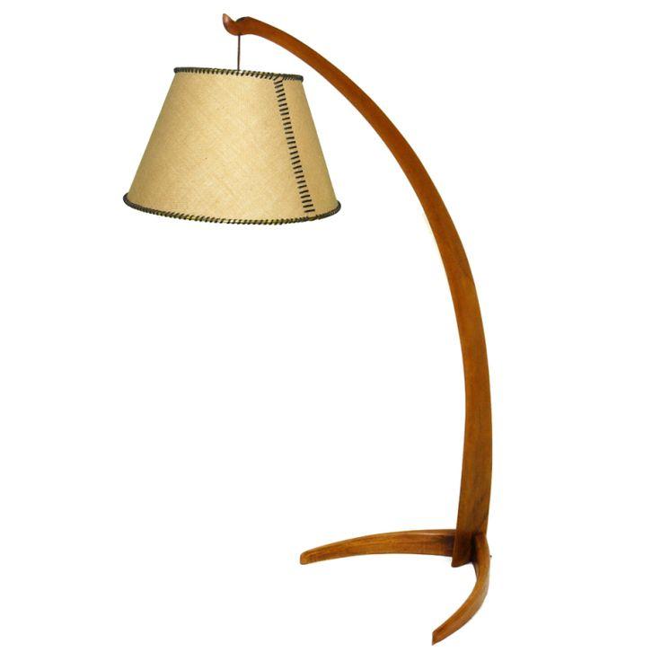 50's wood floor lamp - 25+ Best Ideas About Wood Floor Lamp On Pinterest Wooden Floor