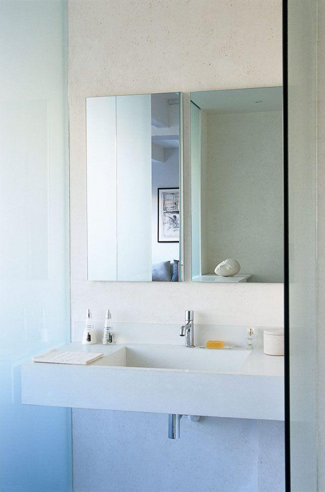 en archive miroir et luminosit pour une impression despace dans la salle