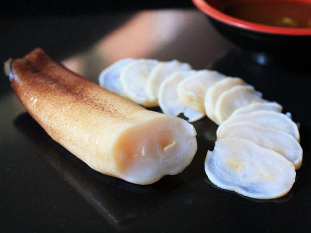 Geoduck, Sashimi and Sautéed Recipe | Serious Eats