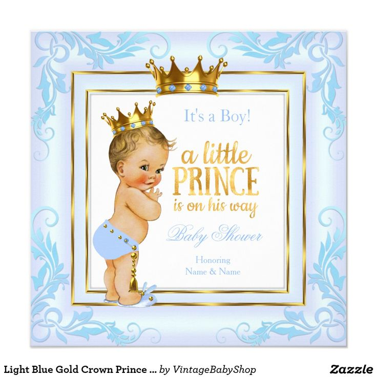 Crowns For Baby Shower: 1000+ Images About Blue Gold Prince Baby Shower