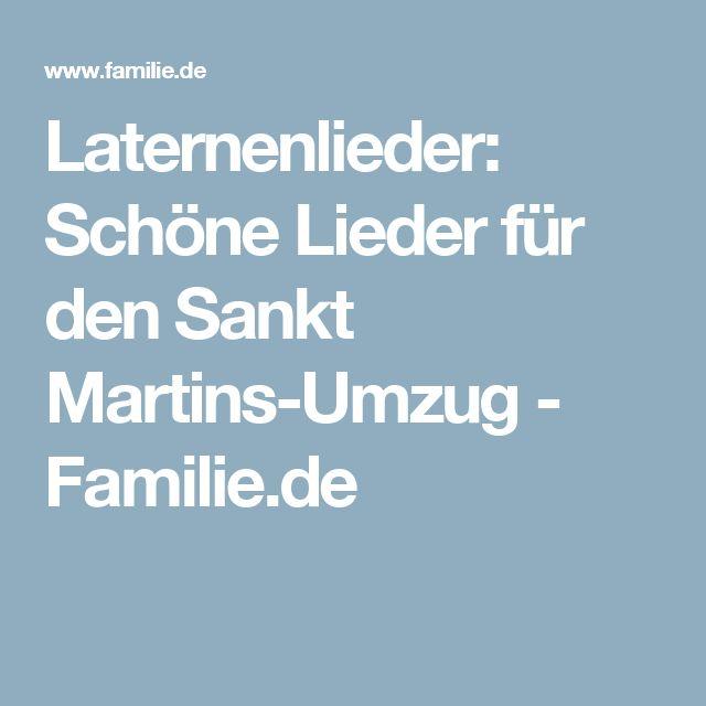 Laternenlieder: Schöne Lieder für den Sankt Martins-Umzug - Familie.de