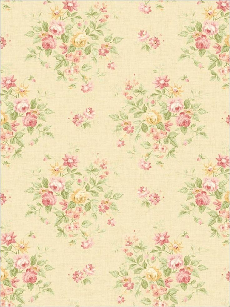 353 Best Images About Scrapbook Papers Floral On Pinterest