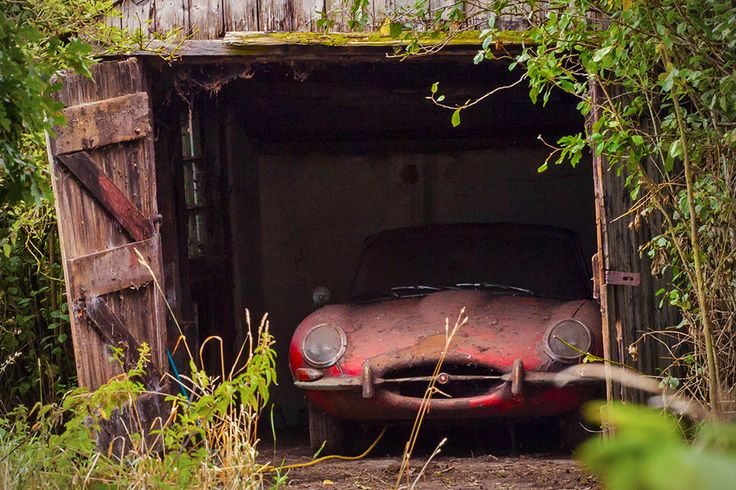 One of only 1,798 ever built, this 1964 Jaguar E-Type 3.8 Coupe Barn Find is one…
