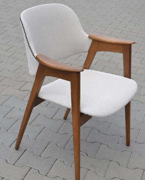 duński design krzesło fotel lata 60-te po odnowie (4510321129) - Allegro.pl - Więcej niż aukcje.