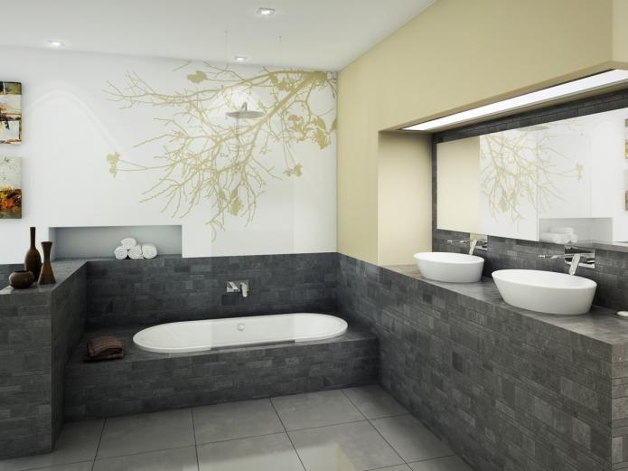 83 Beste Hotel Inspiriert Badezimmer Trend Bilder Auf