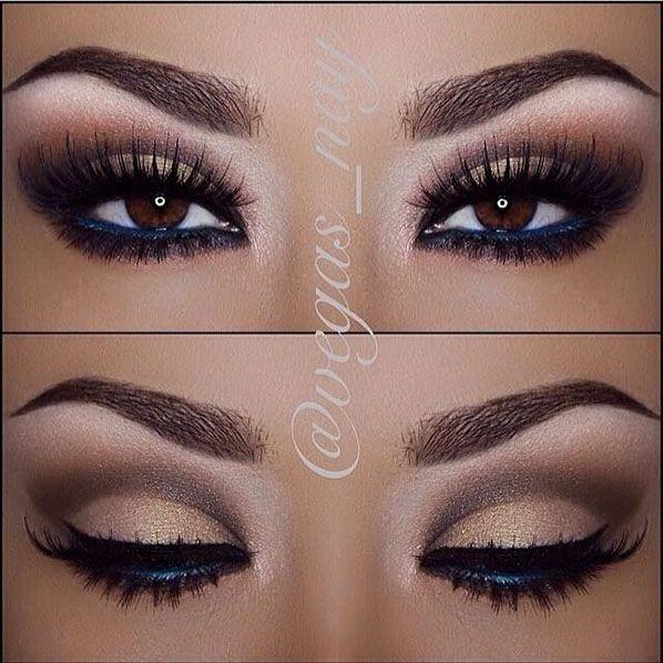 #Eye #Makeup | Eyeshadow | Eyebrow