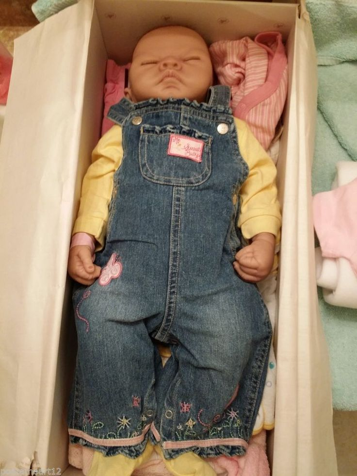 "Ashton Drake ""Welcome Home, Baby Emily"" So Truly Real Doll, Linda Webb (RETIRED) #Dolls"