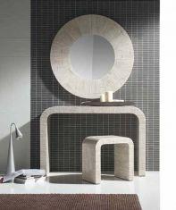 Espejos de Diseño en Bambu : Modelo CRYSTAL