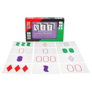 This game is great for building visual figure ground, discrimination and spatial relations skills.