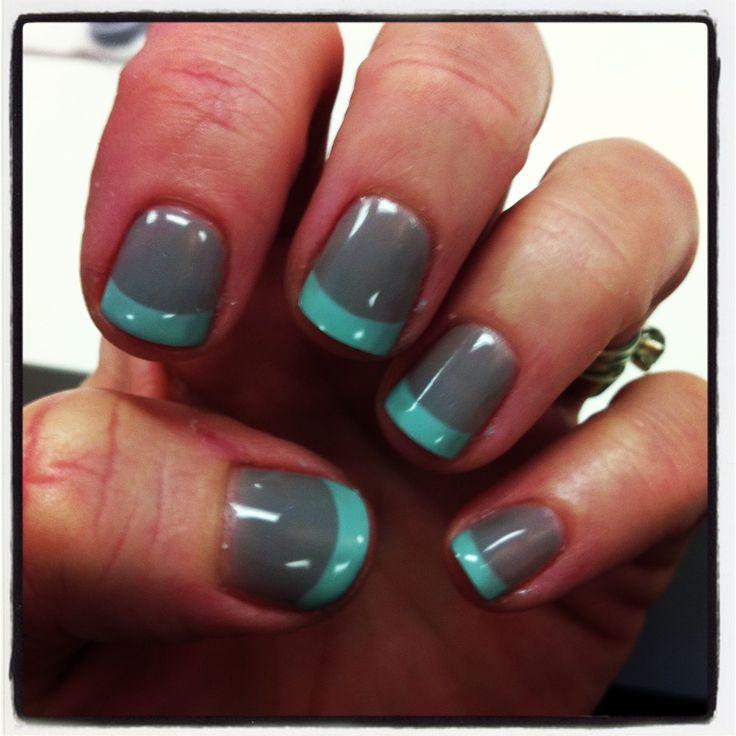 fancy valentine nails