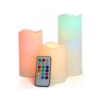 Buy Color Changing Lumma Candles Set (White) online at Lazada Philippines. Discount prices and promotional sale on all Pastel Passion. Free Shipping.