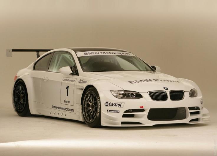 2009 BMW M3 Race Version