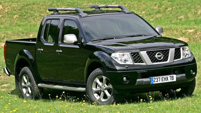 Nissan Navara 4X4
