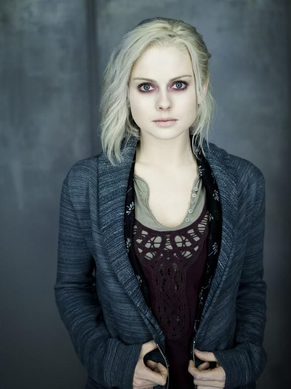 Liv from iZombie. When she says she loves you for your brains, she means it.