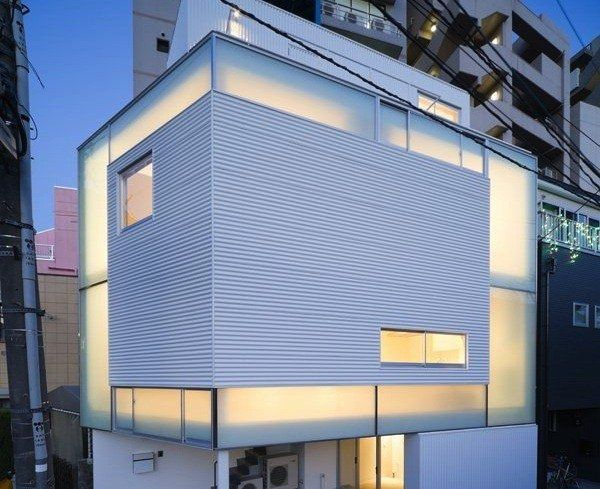 57 best little house images on pinterest house design for Small japanese house design in tokyo by architect yasuhiro yamashita