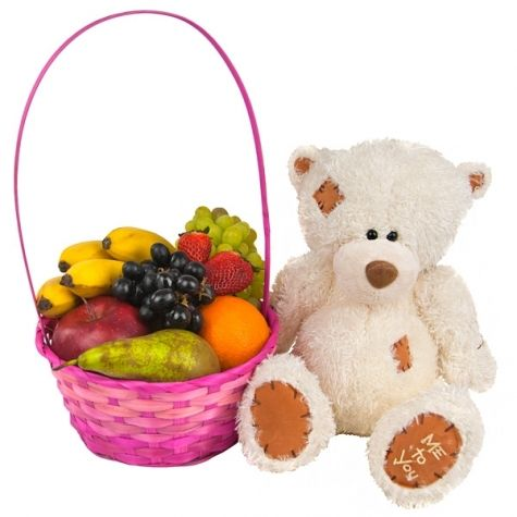 """Фрукты для малыша"" http://www.floraburg.ru/product_fruits-for-a-baby.html"
