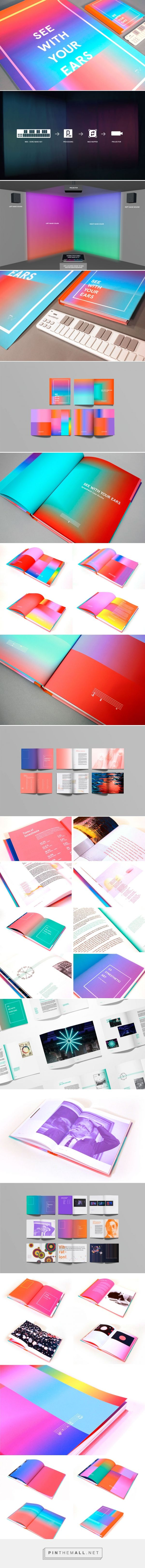 See With Your Ears on Behance - https://www.behance.net/gallery/25452717/See-With-Your-Ears - created via http://pinthemall.net