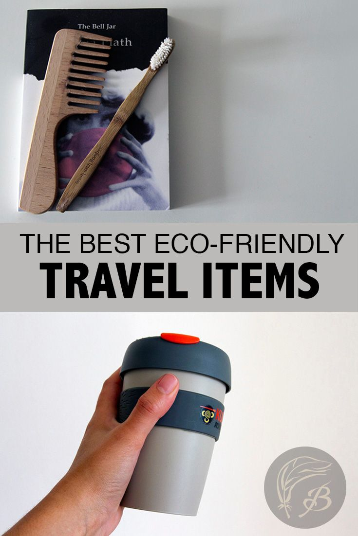 Are you looking to go green this year? Here are seven-odd favourite eco-friendly sustainable travel items that will assist you in your goal.