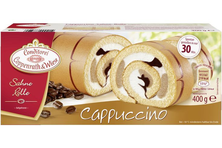 Coppenrath Wiese Rahmbrotchen Cappuccino 400g Mit Rahmfullung Supermarket Buys In 2020 Cappuccino Coppenrath Und Wiese Fullung