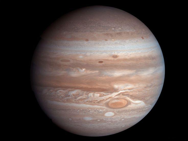 Il pianeta Giove e le sue caratteristiche