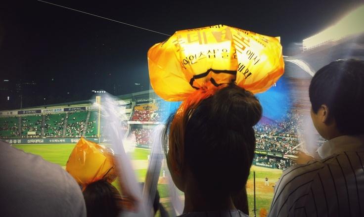 Lotte Giants_ Korean No.1(I Hope so) Baseball Team