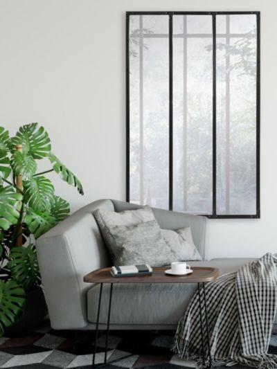 Miroir 72x120 Cm INDUZA Noir En 2020 (avec Images)