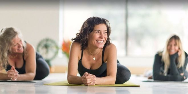 Deepening yoga practice one laugh at a time - Diets USA Magazine