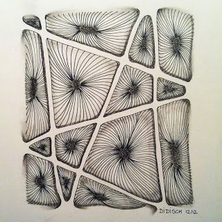 #Zentangle ~ Didisch website