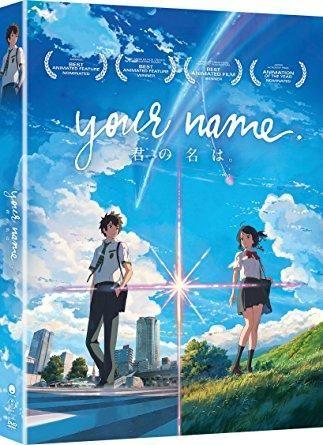 Michael Sinterniklaas & Stephanie Sheh & Makoto Shinkai-Your Name