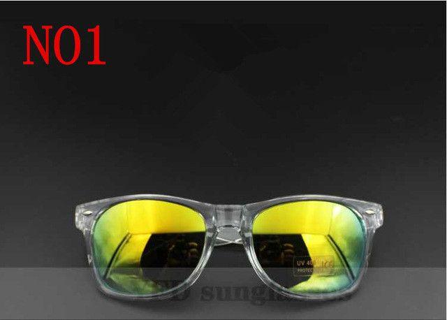Fashionable comfortable Men/Women Eyewear Summer Sunglasses Mirror Lense Sun Glasses UV 400 Protection Sunglasses