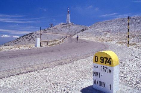 """Mount Ventoux """"le géant de Provence"""""""