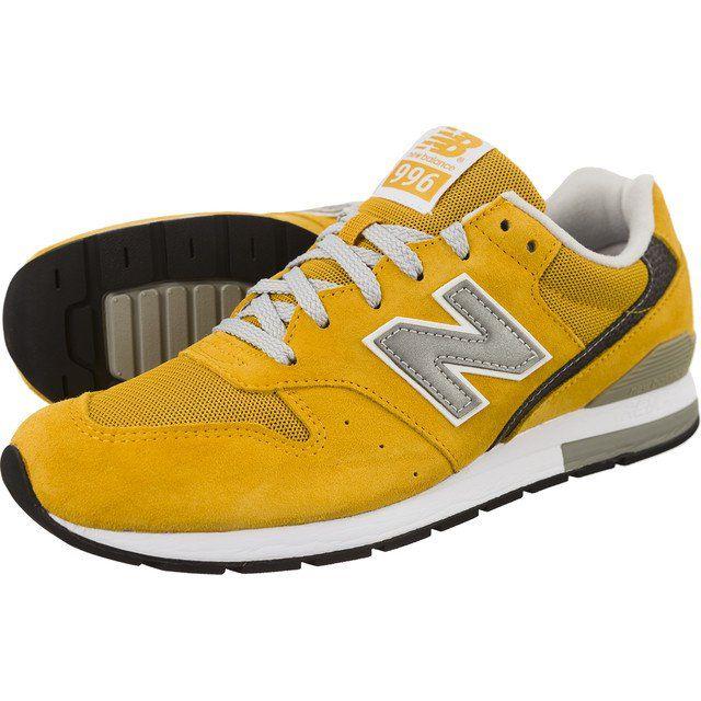 Sportowe Meskie Newbalance Zolte New Balance Mrl996ay New Balance New Balance Sneaker Shoes
