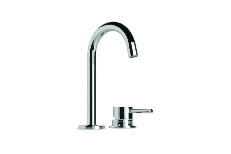 City Stik: 1.9900.06.0.01 Basin Set with Hob Mounted Mixer