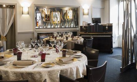 Cuisine raffinée pour 2 ou 4 personnes - Restaurant L'Amphitryon Capucine à Clermont-Ferrand